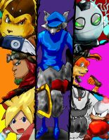 PlayStation AllStars pt 1: Adventure is the Game by BahamutAXIOM