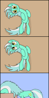 Lyra Is Bored by rndfax