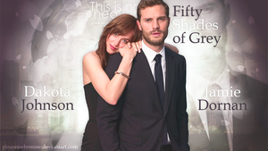 Wallpaper Fifty Shades Of Grey by PleaseJoeBeMine