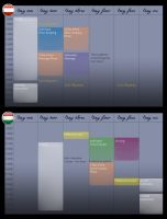 HARPG Olympics 2013 TIME SCHEDULE by abosz007