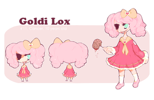 Goldi Lox Reference by cheribon
