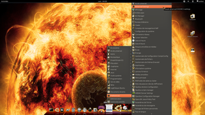 Gnome3 sun2 by axilien