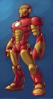 Iron Man II by Niggaz4life
