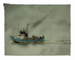 Fishing Boat by pubculture