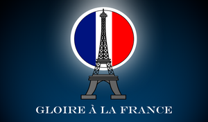 Glory to France by AmericanSFR
