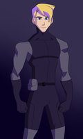 Bud - Young Justice by Ask-Bud