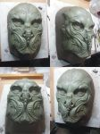 Reaper mask sculpt. by NaydenSlavchev
