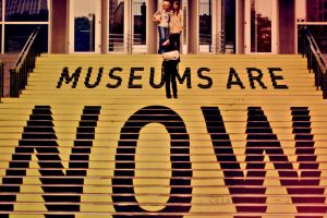 Museums Are Now. by TinaApple