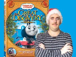 Thomascember The Great Discovery Title Card by Dalek44