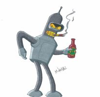 Bender by MikeES