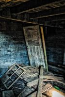 Abandoned Basement by StephGabler