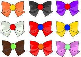 Oc Sailor Bow Reference by g-girl1