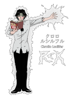 Chrollo Colour v2 (v3) by daedalus-net
