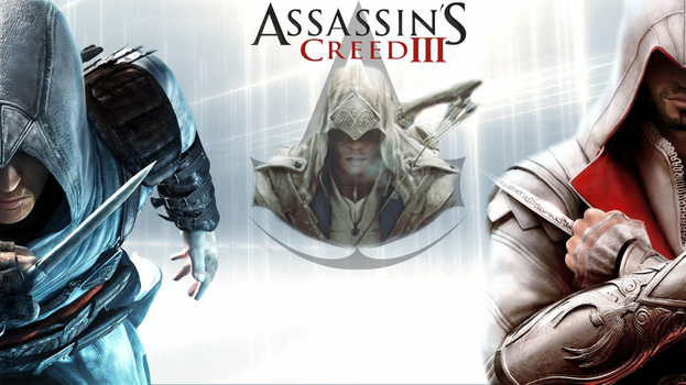 Assassin's Creed Wallpaper No.2 by FeronicDesigns