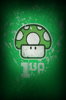 1up WALLPAPER by MichealP