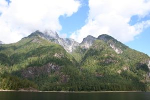 Princess Louisa Inlet Stock 13 by SimplyBackgrounds