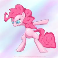 Pinkie Pie by Munkari