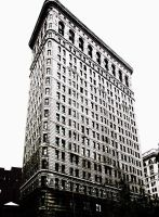 Flatiron Building 23rd St. New York City by billyvector