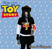 Toy Story 3 coming soon by Emma-in-candyland