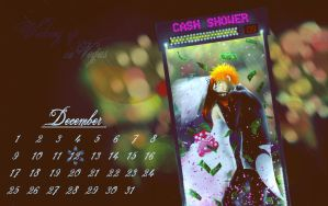 Ichihime - Calender 2012 by oLdBrEaD7