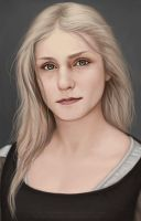 Sigyn Portrait by LeoNeal