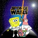 Sponge Wars by eco-poseidon