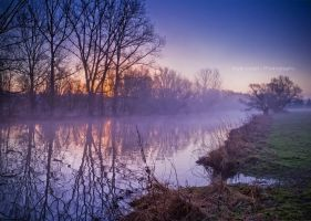Ruhr River by style-vision