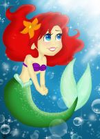 Ariel by IceMaidenChiyoe