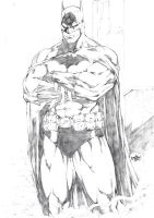 Leonardo Gondim:Batman by comiconart