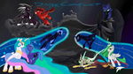 DARK CONFLICT Chapter 2 by SixSamMaster