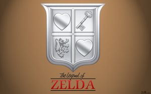 The Legend of Zelda Wallpaper by BLUEamnesiac