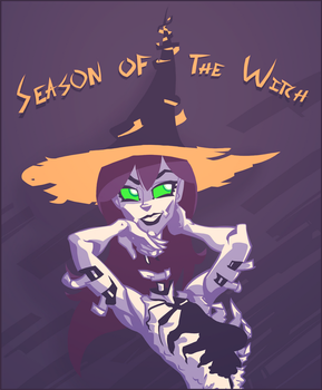 Season of the Witch by Luther0Everett