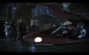 ME3 CDLC - Ellis Shepard and Crew by chicksaw2002