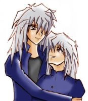 Bakura + Ryou by Team-Rocket-4eva
