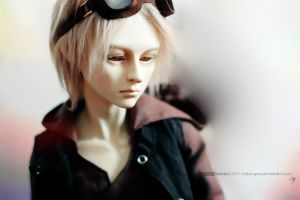 Noah - white day1 by cottongrey