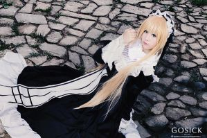 Gosick - Cosplay by Korixxkairi