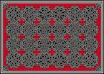 Pattern red by fafinhotattoo