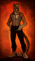 Ajay by the-MadDog