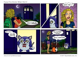 Fuzzy Five - Doctor What Pt.2 by MelZayas