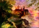 Castle on The Hill by The-Slinger