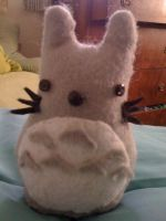 Totoro by CheesyHipster