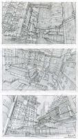 Nightfall City sketches by Jett0