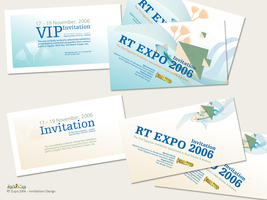 RTexpo invitations by shawkash