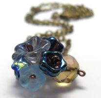 Springtide Necklace by sojourncuriosities