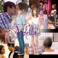 Collage de Martina Stoessel y Jorge Blanco by Kamiitinista