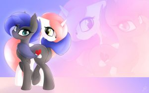 For SoulfulMirror (modified version) by black-cat-kira