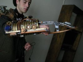 Steampunk Costume by Angkor-wat