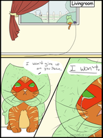 JayRoy Kitten Adventures pg3 by scribbledit