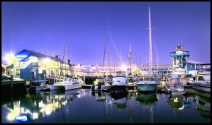 the wharf marina II by kippen