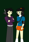 Warin and Jervanii The college students by 941214
